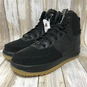 Youth boots 882842 001 Multiple sizes Nike Lunar Force 1